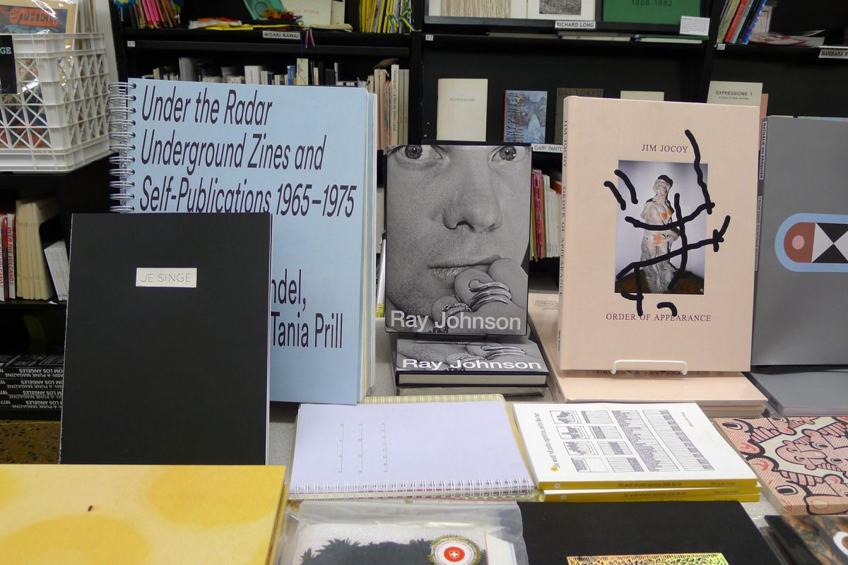 Under the Radar – Underground Zines and Self-Publications 1965–1975